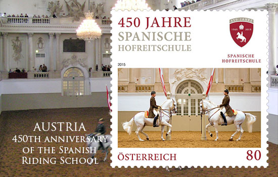 450th anniversary of the Spanish Riding School