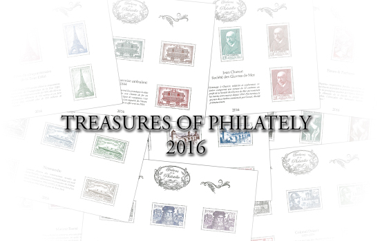 Treasures of Philately 2016