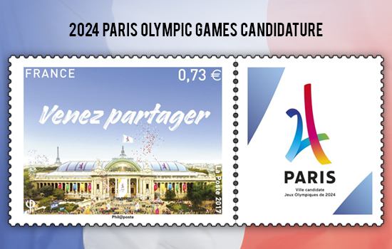 Paris 2024 Olympic Games Candidature