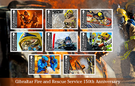 Gibraltar Fire and Rescue Service 150th Anniversary