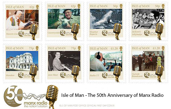 The 50th Anniversary of Manx Radio 2014