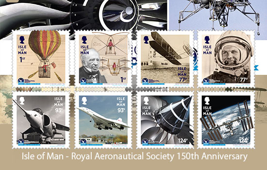 Royal Aeronautical Society 150th Anniversary