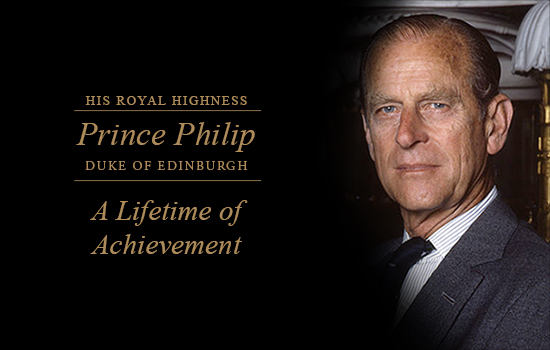 HRH Prince Philip - A Lifetime of Achievement