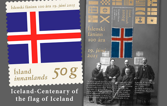 The Centenary of the Flag of Iceland