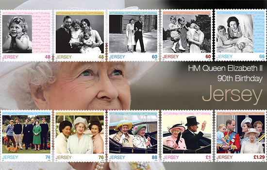 Her Majesty Queen Elizabeth II – 90th Birthday Celebration