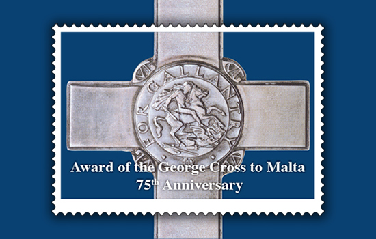 75th Anniversary from the Award of the George Cross to Malta