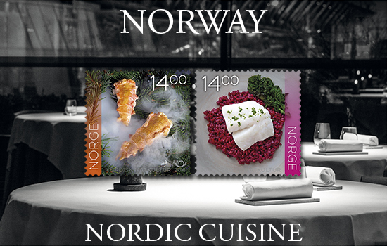 Joint Nordic Issue: Nordic Cuisine