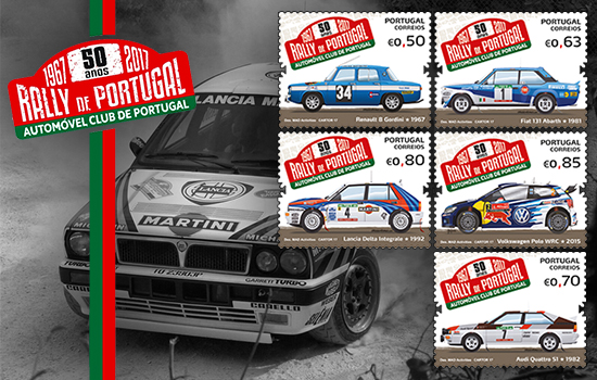 Rally de Portugal - 50 Anniversaire