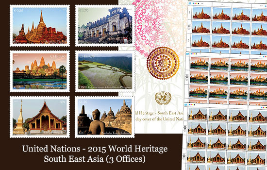 2015 World Heritage – South East Asia (3 Offices)