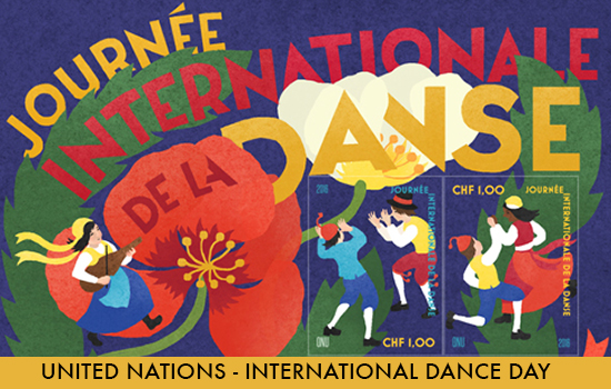 International Dance Day (3 Offices)
